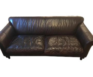 Room & Board Rolled Arm Sofa