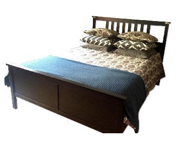 Ikea Hemnes 3 Piece Bedroom Set