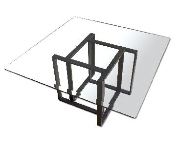 Crate & Barrel Coffee Table