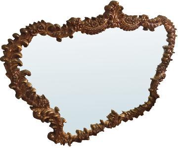 American Furniture Classics Antique Victorian Ornate Mirror