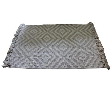Calypso St. Barth White & Gray Rug