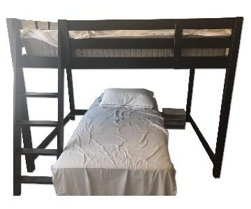 Ikea Stora Loft Bed w/ Slat Base