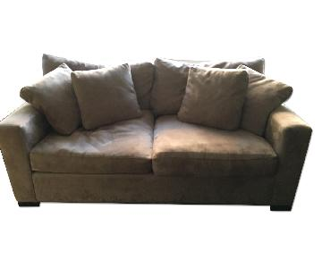 Crate & Barrel Axis Sofa