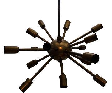 Vintage 1960s Sputnik Lamp