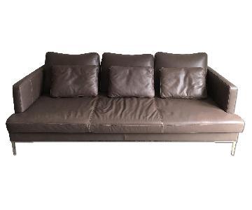 BoConcept Leather Sofa