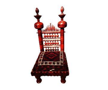 LG Punjabi Indian Wedding Chair