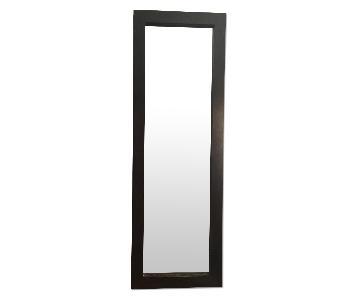West Elm Parsons Floor Mirror