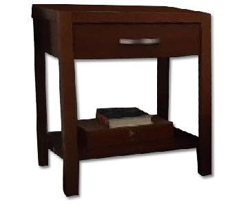 Club 8 Solid & Basic Night Stands
