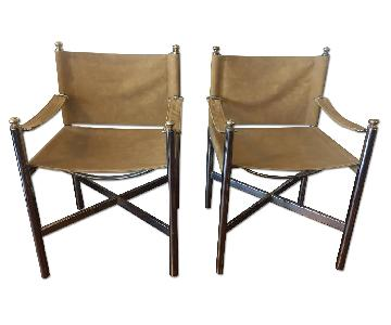 Pace 1970s Directors Chairs