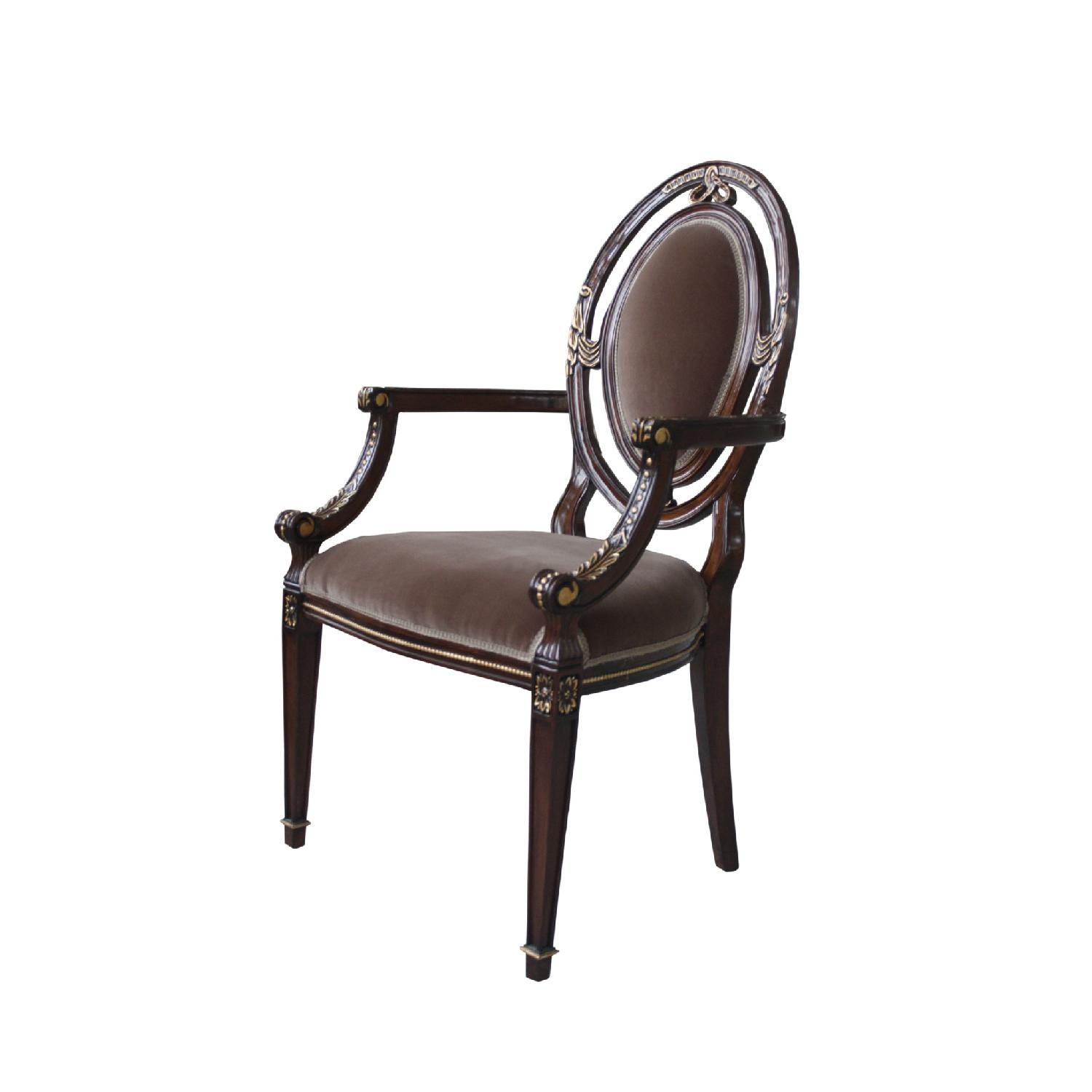 Traditional Dining Room Arm Chair