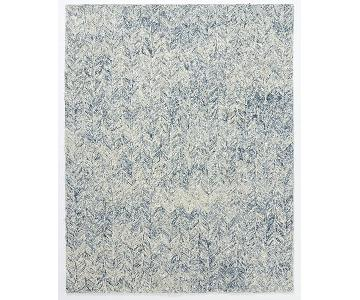 West Elm Vines Wool Rug