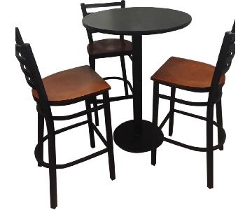 Pub Table w/ 3 Chairs