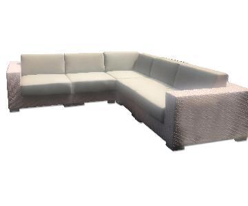 BarlowTyrie Arizona Sectional Sofa