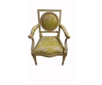 French Vintage Arm Chair