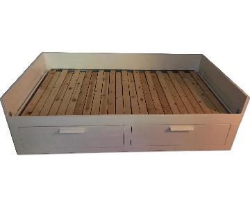 Ikea Hemnes Daybed w/ 2 Storage Drawers