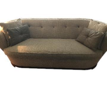 Raymour & Flanagan Beige Sofa