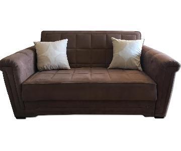Sofa-Bed w/ Storage