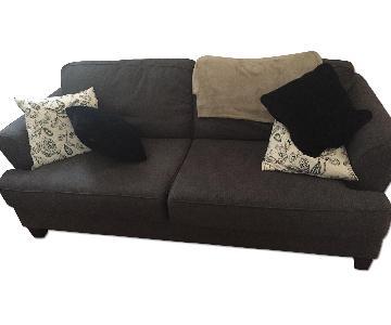 Ashley's Gayler Sofa in Grey