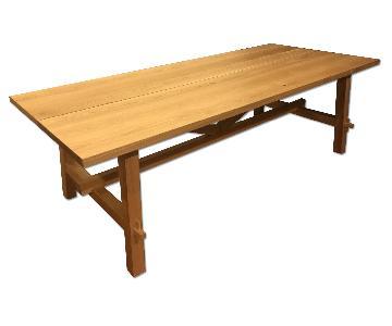 Ikea Mockelby Oak Top Dining Table