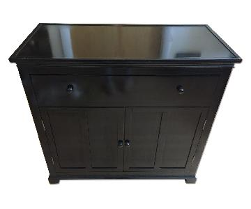 Pottery Barn Buffet Table