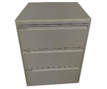 Teknion Filing Cabinets