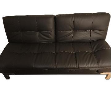 Brown Sleeper Sofa