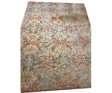 Crate & Barrel Area Rug
