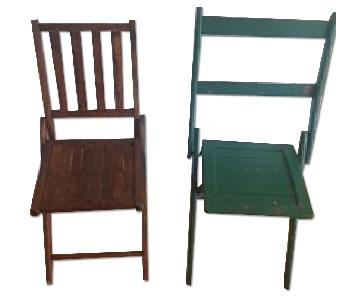 1970 Vintage Chairs