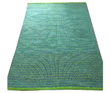 ABC Carpet and Home Nylon Cord Woven Rug