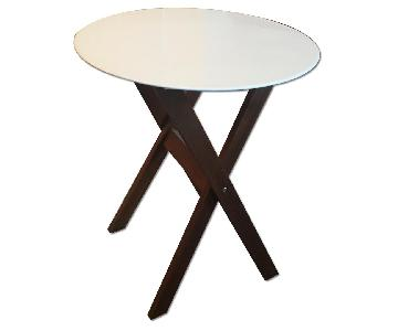 West Elm Collapsible Bistro Dining Table