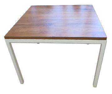 Room & Board Solid Walnut Dining Table
