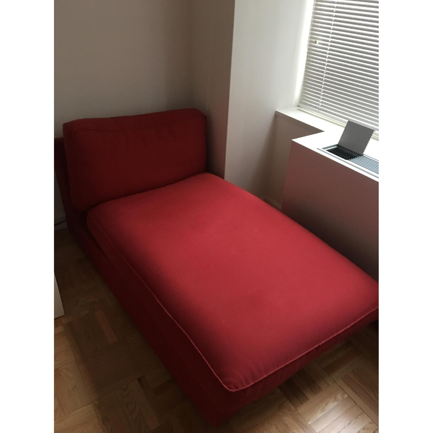 Ikea Kivik Chaise Lounge; Ikea Kivik Chaise Lounge-0 ...  sc 1 st  AptDeco : ikea chaise - Sectionals, Sofas & Couches