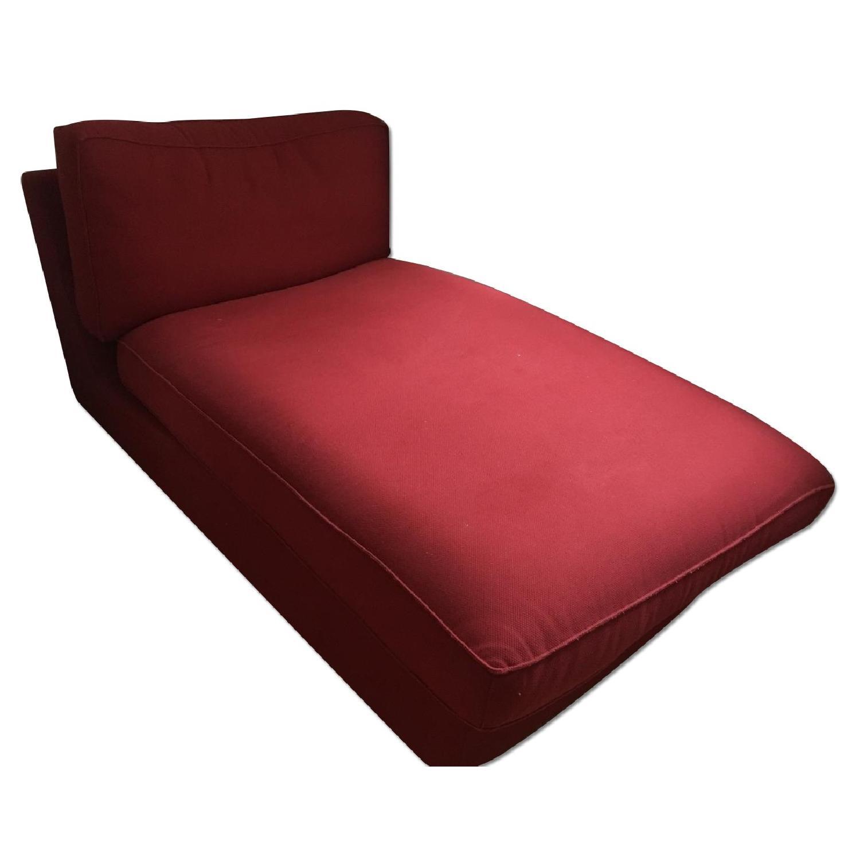 ikea kivik chaise lounge aptdeco. Black Bedroom Furniture Sets. Home Design Ideas