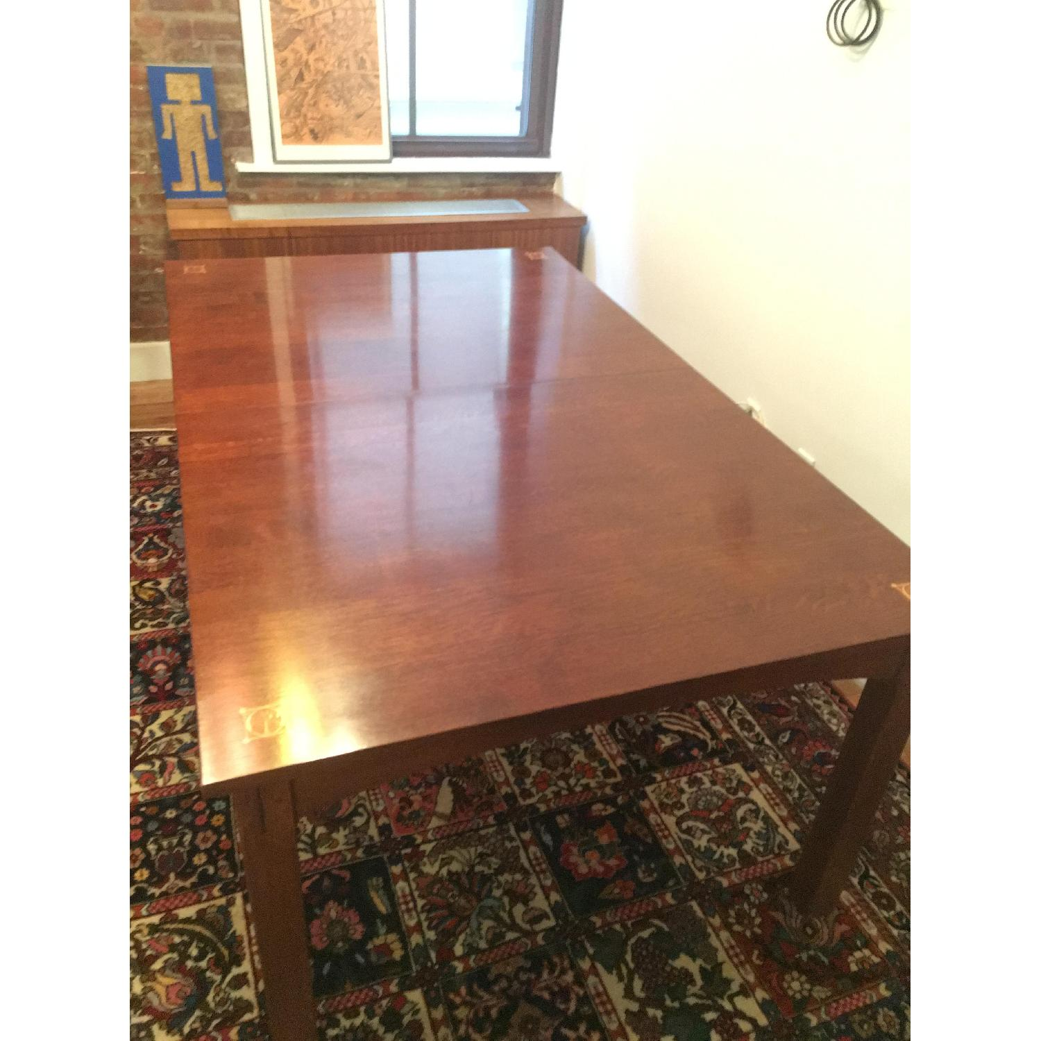 stickley brothers furniture harvey ellis dining table aptdeco stickley brothers furniture harvey ellis dining table 0