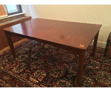 Stickley Brothers Furniture Harvey Ellis Dining Table