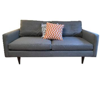 Room & Board Jasper Sofa in Dawson Cement