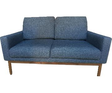 Design Within Reach Raleigh Two-Seater Sofa