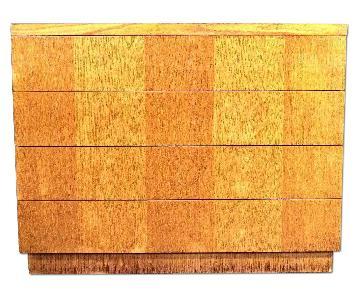 1950's Mid Century Modern Oak Dresser/Chest