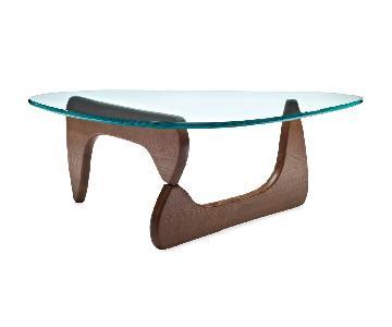 Noguchi Triangle Coffee Table Replica