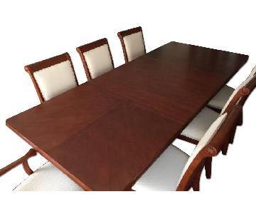 13 Piece Spanish Dining Room Set