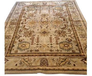 Nepal/Tibetan-Style Floor Rug
