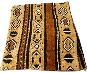 African Bogolan Mali Mud Cloth Textile