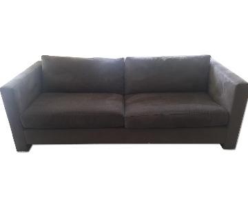 CB2 Sofa in Grey