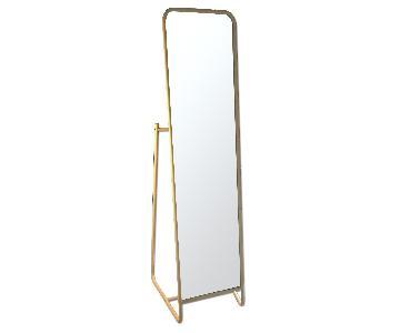 Ikea Floor Mirror