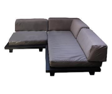 West Elm Tillary Outdoor Sectional Sofa
