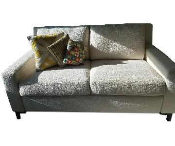 American Leather Full Size Pull Out Couch