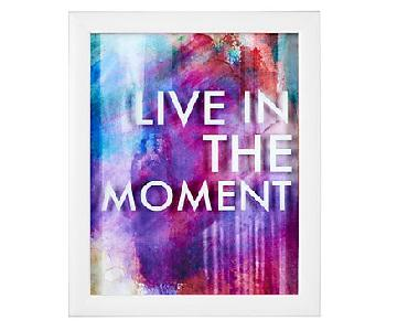 Z Gallerie Live In The Moment