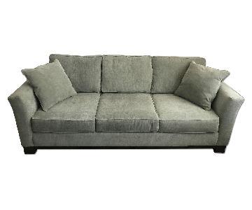 Macy's Kenton 3-Seater Sofa in Sage Color