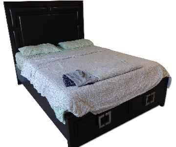 Bob's Queen Storage Bed