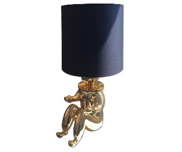 Tui Lifestyle Gold Clown Table Lamp